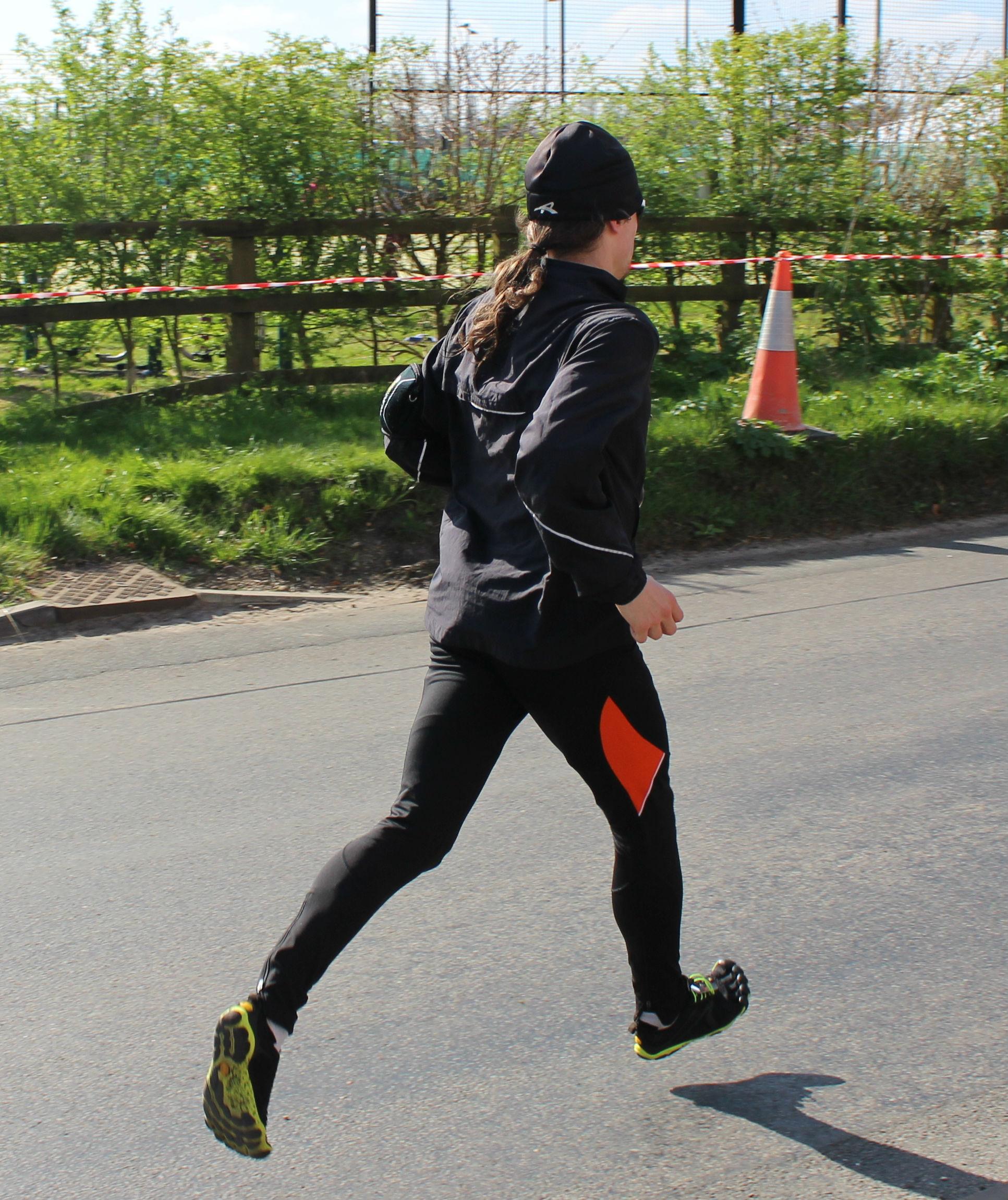 Bungay Marathon.