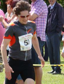 Basildon 5km Finish