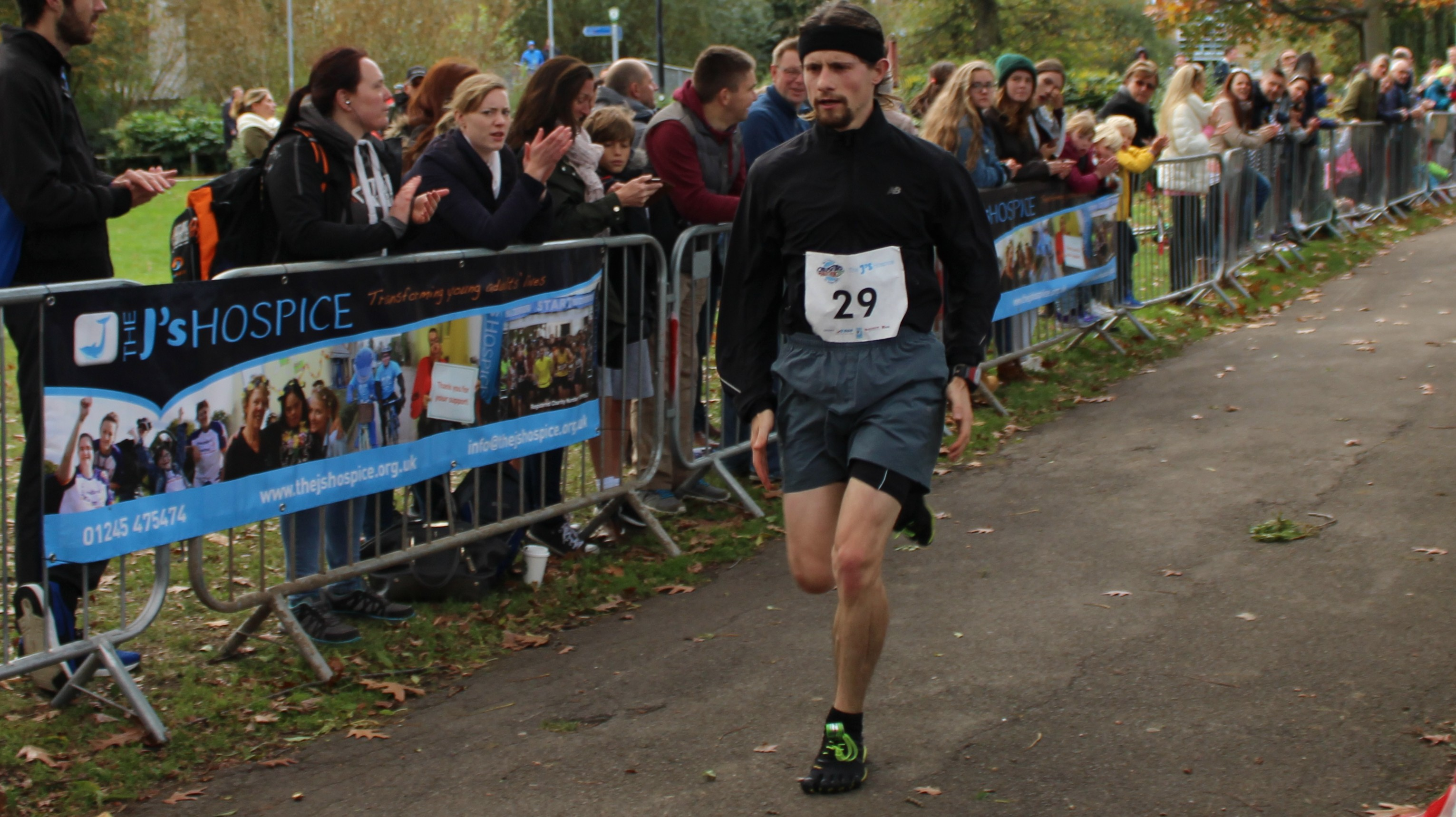 Chelmsford Marathon 2017 Finish