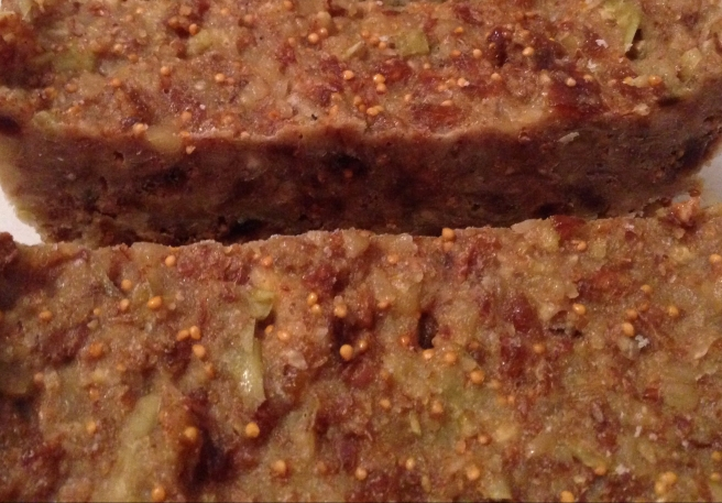 Fig, Grape and Walnut Freezer Bars