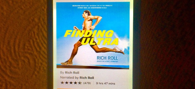 Finding Ultra (audiobook) by Rich Roll