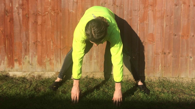 Forward Hang Stretch