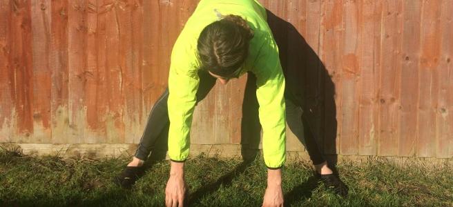Forward Hang Stretch