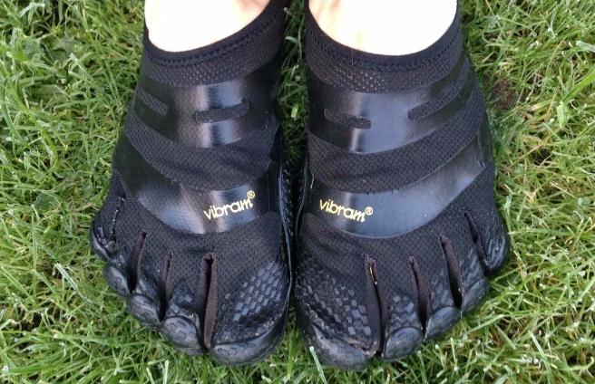 Vibram FiveFingers EL-X Barefoot Running Shoes