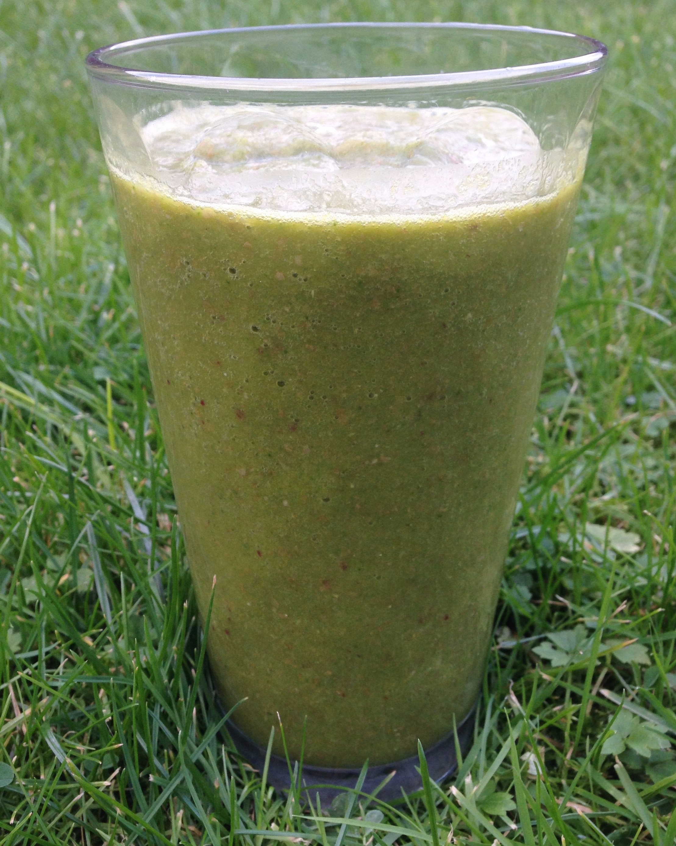 Kale and Lemon Smoothie
