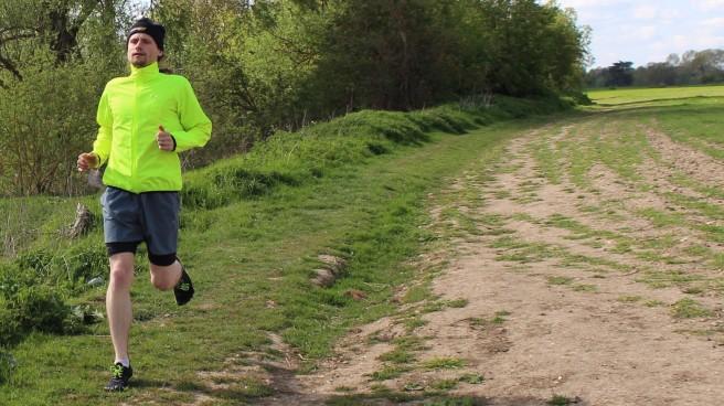 Running in Fields