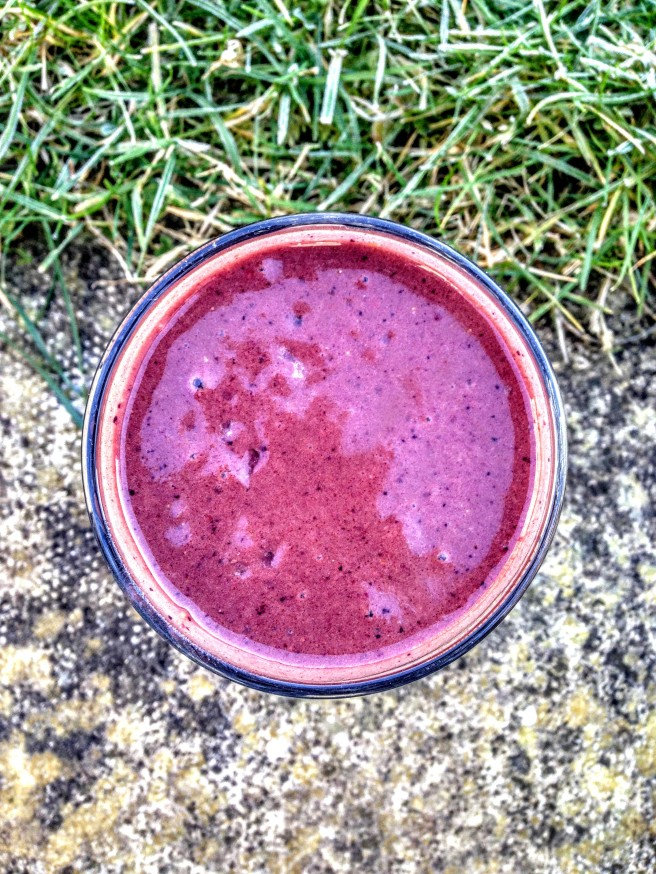 Cacao Date Smoothie