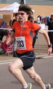 Colchester Half Marathon 2012 Sprint