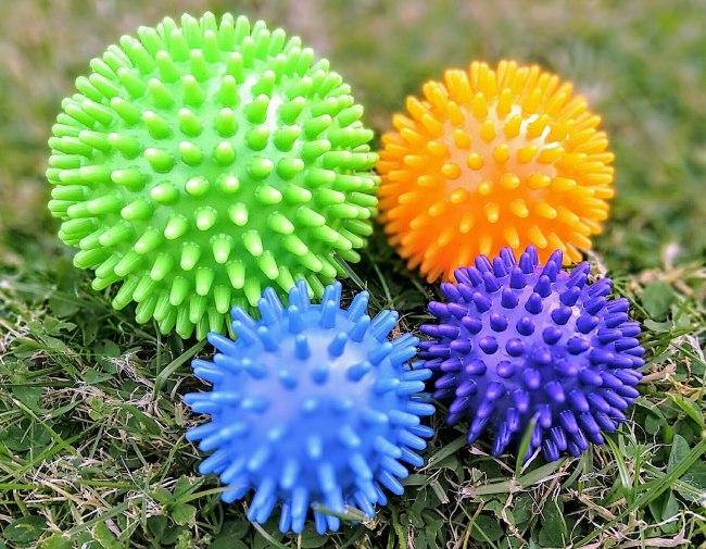 Spiky Self-Massage Balls
