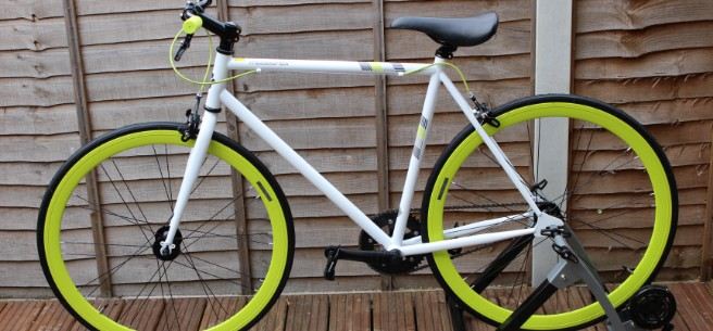 My New Bike