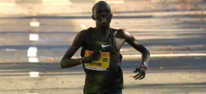 Abraham Kiptum's World Record