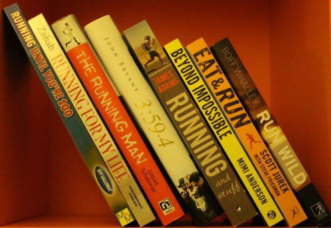 Running Books - Grounded Runner