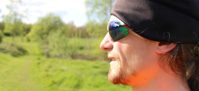Me in the Sun