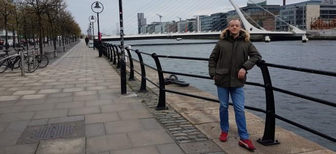 Irish 'Parkrun Tourist'