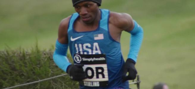 Hillary Bor at Great Stirling Cross Country 2019