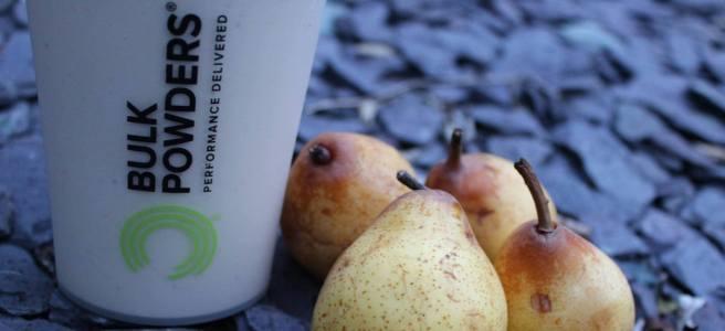 Vegan Pear Protein Smoothie